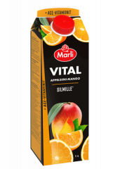 Marli Vital Appelsiini-mango + ACE-vitamiinit 1 L