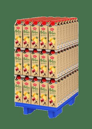 Marli Natur Neljä hedelmää -täysmehu 1L varttilava