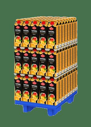 Marli Vital Appelsiini-mangojuoma + ACE-vitamiinit 1L varttilava