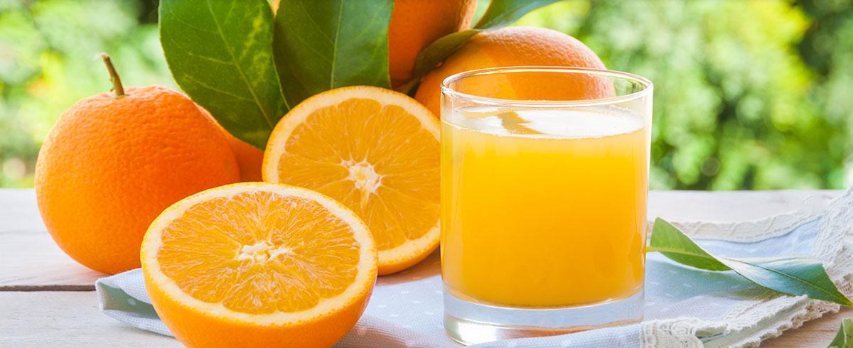 فوائد تناول البرتقال قبل النوم